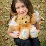 Voice recordable teddy bear